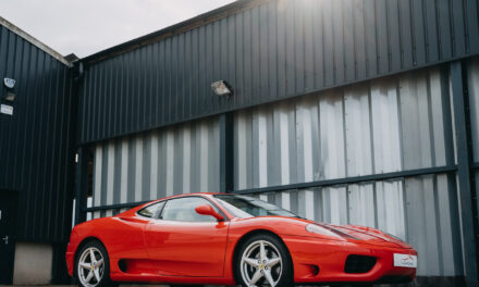 New classic car investment platform launched, bringing fractional ownership to the UK