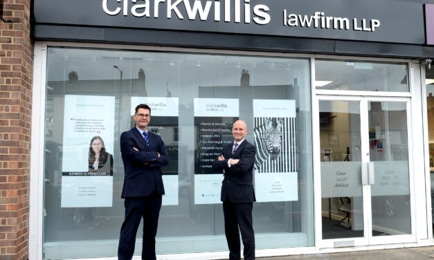 New office for leading law firm capitalising on past experience