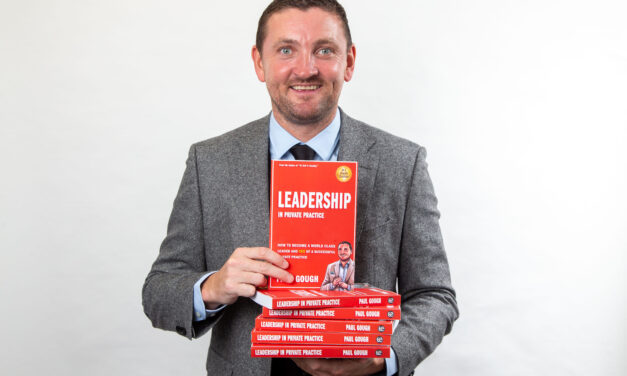 North East businessman hits top spot with new book