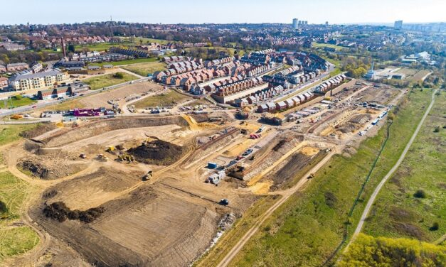 New phase of homes on The Rise
