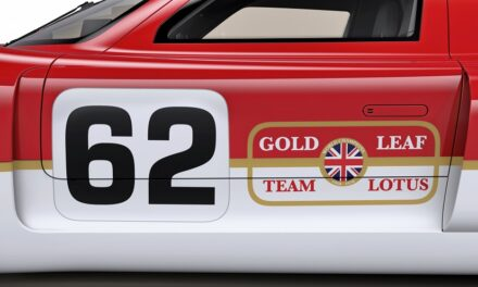 Radford announces details of global Project 62 launch and the acquisition of the iconic Gold Leaf livery trademark