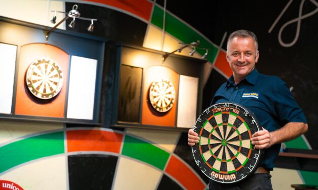 Scott Bros brings disabled UK darts championships to Thornaby