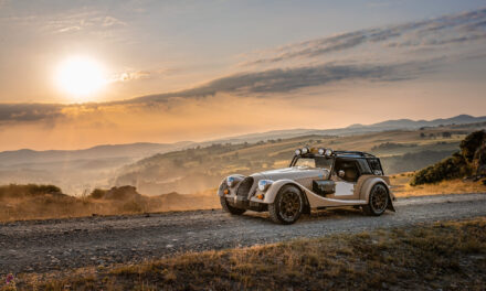 Introducing the Morgan Plus Four CX-T, the Morgan built for overland adventure