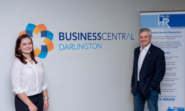 Succession planning pays off for growing HR specialist