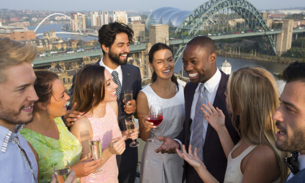 NEWCASTLE RANKED THE MOST 'GLAMOROURS CITY' POST COVID RESTRICTIONS