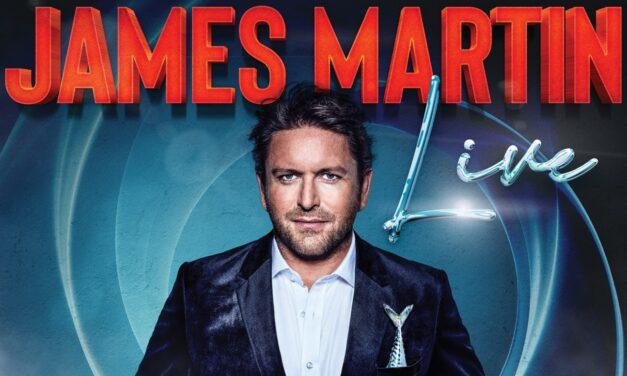 EMBARGOED: CELEBRITY CHEF JAMES MARTIN HITS THE ROAD WITH 2022 TOUR VISITING NEWCASTLE