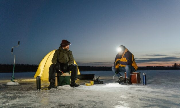 Fishing: A Good Way to Stay in Tiptop Shape