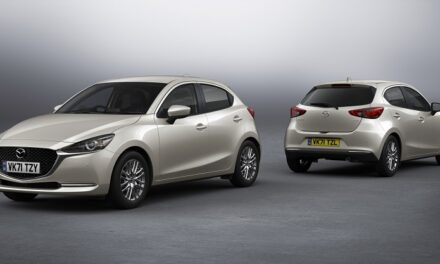 Updated 2022 Mazda2 on sale from 1st October