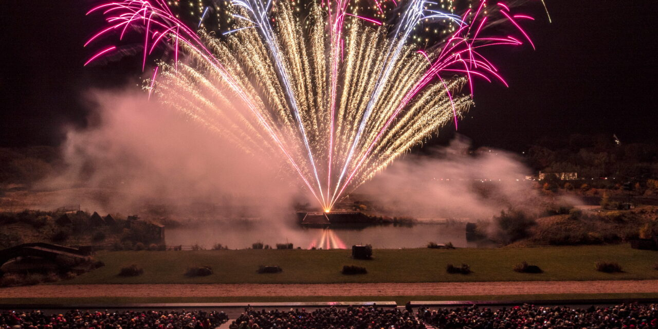 Fantastic Fireworks Spectacular is Back with a Bang at 11Arches Park