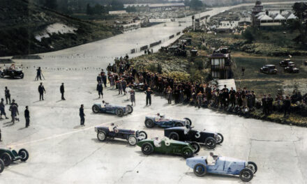 Brooklands Museum to celebrate 95th Anniversary of first ever British Grand Prix