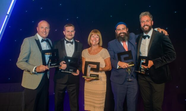 Dynamic businesses celebrated by Entrepreneurs' Forum at the North East Entrepreneurial Awards