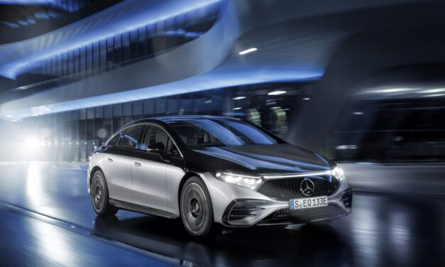 All-electric EQS from Mercedes-Benz now available to order