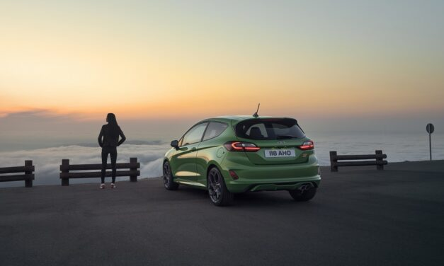 Ford Unveils Connected, Electrified, Confident New Fiesta: The Small Car Ready for the Future