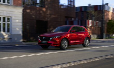 2022 Mazda CX-5: greater refinement and a new grade structure