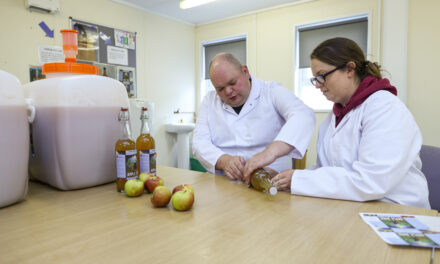 North-east charity launches annual apple ap-peel
