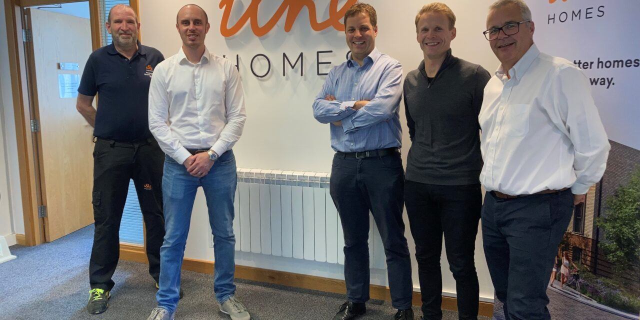 Middleton Enterprises part of ilke Homes £60m fundraise to scale-up its operations and deliver more than 10,000 sustainable homes over the next five years