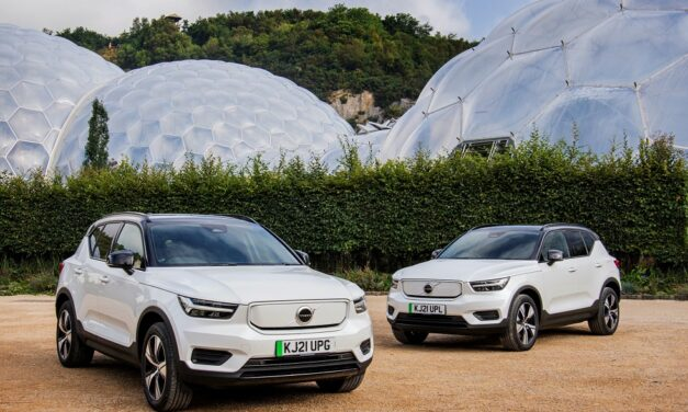 Volvo Car UK furthers core sustainability aims with multi-year Eden Project collaboration