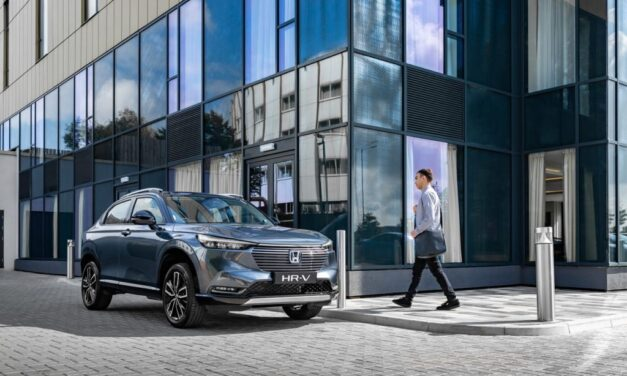 Honda launches virtual showroom experience for all-new HR-V Hybrid