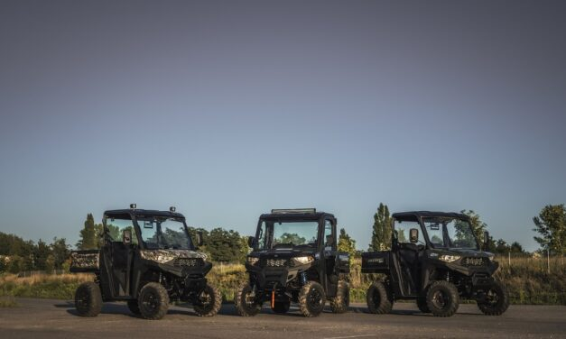 Polaris Off Road welcomes all-new RANGER models for 2022