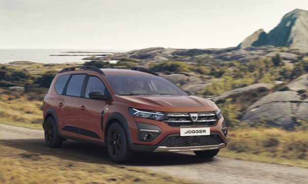 All-New Dacia Jogger: A new take on the 7-seater family car