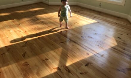 HOW TO INSTALL SOLID WOOD FLOORING