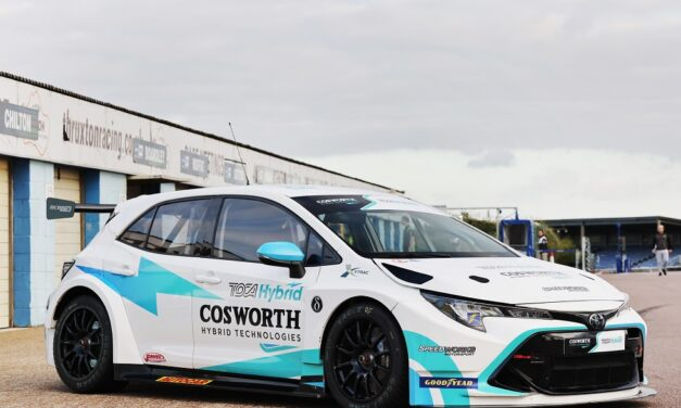 Hybrid power set to have positive impact at Silverstone