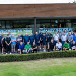Golfers chip in with thousands for North-East hospice