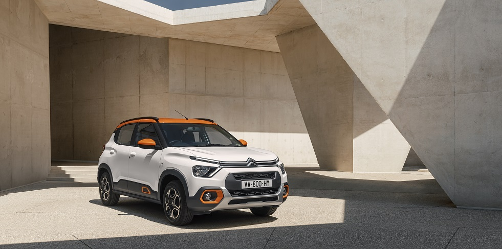 Modern and robust, developed and produced in India and South America, New C3 reinforces Citroën's international growth strategy
