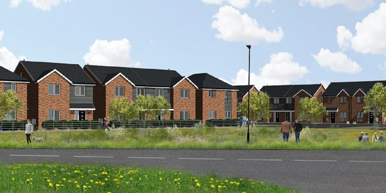 NEW AFFORDABLE HOMES BIG BOOST FOR REGION, SAYS NORTH EAST PLANNING EXPERTS