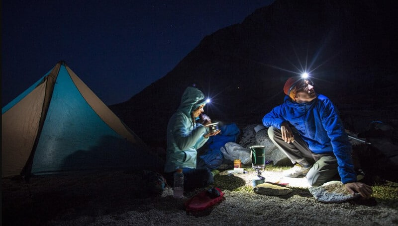 How to choose the best camping headlamp
