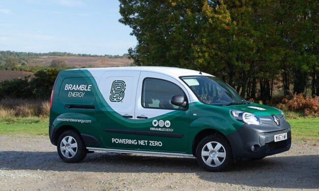 MAHLE Powertrain and Bramble Energy launch fuel cell demonstrator vehicle