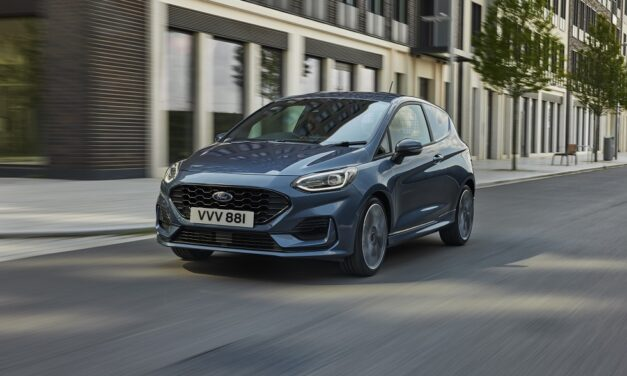 Ford Reveals New Fiesta Van, Delivering a Bold Look, Extra Driver Assistance and Efficient Mild Hybrid Powertrains