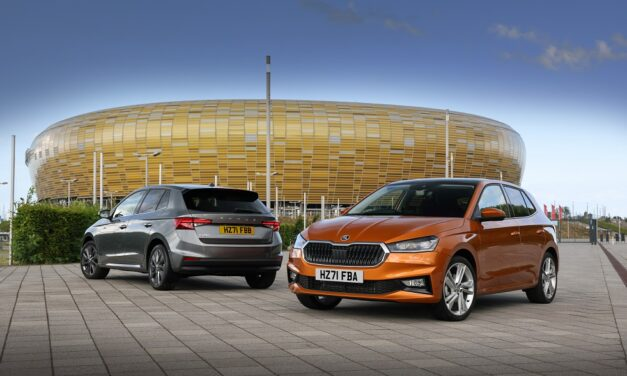 ŠKODA announces UK prices and specifications for new, fourth-generation Fabia