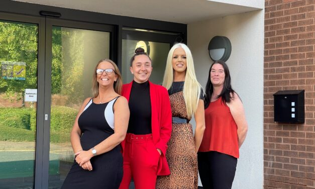 Four members of staff at a Newcastle energy consultancy are to take part in a skydive to raise money and awareness for mental health