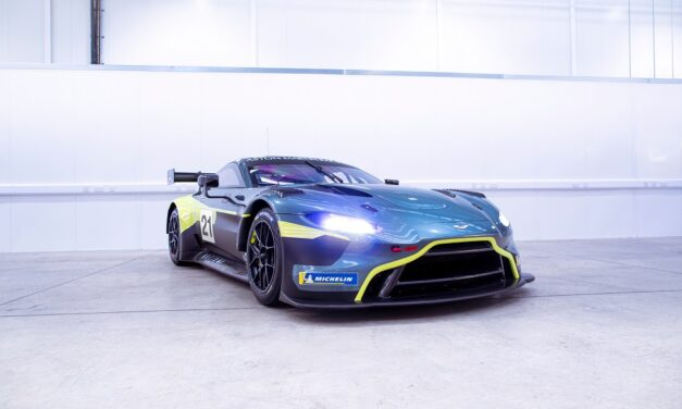 Aston Martin Racing returns to the Nürburgring Nordschleife with Vantage GT3
