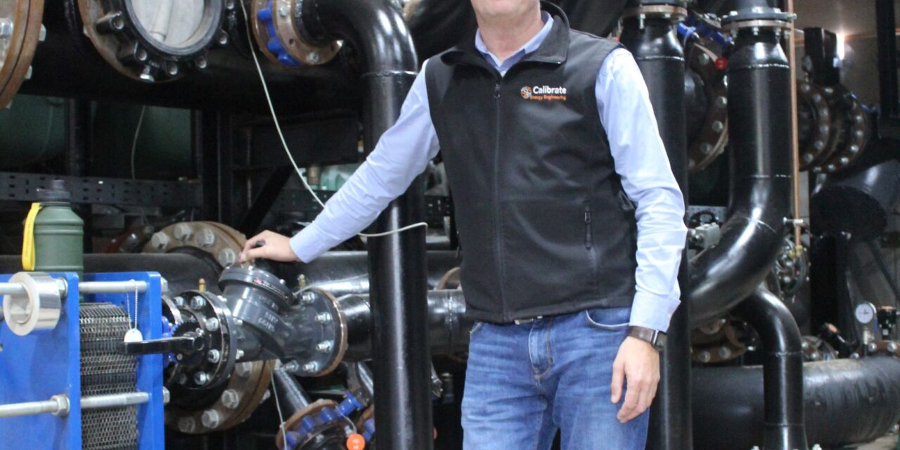 Local MP to launch heat pump for pioneering renewables company, Calibrate Energy