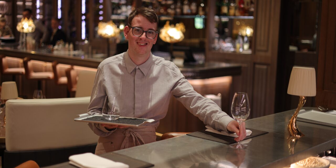 From Darlington to the Dorchester as Harold inspires others