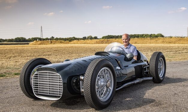 Iconic British race car marque, BRM, revs up for grand 70th anniversary cavalcade at Goodwood Revival