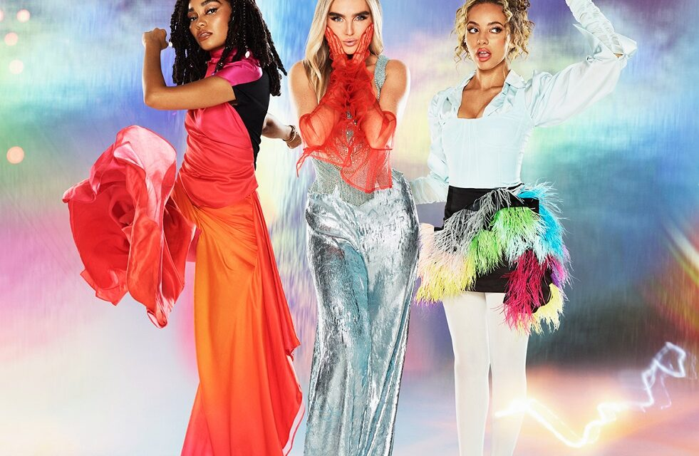 LITTLE MIX – MATINEE SHOWS ADDED TO THE CONFETTI TOUR 2022