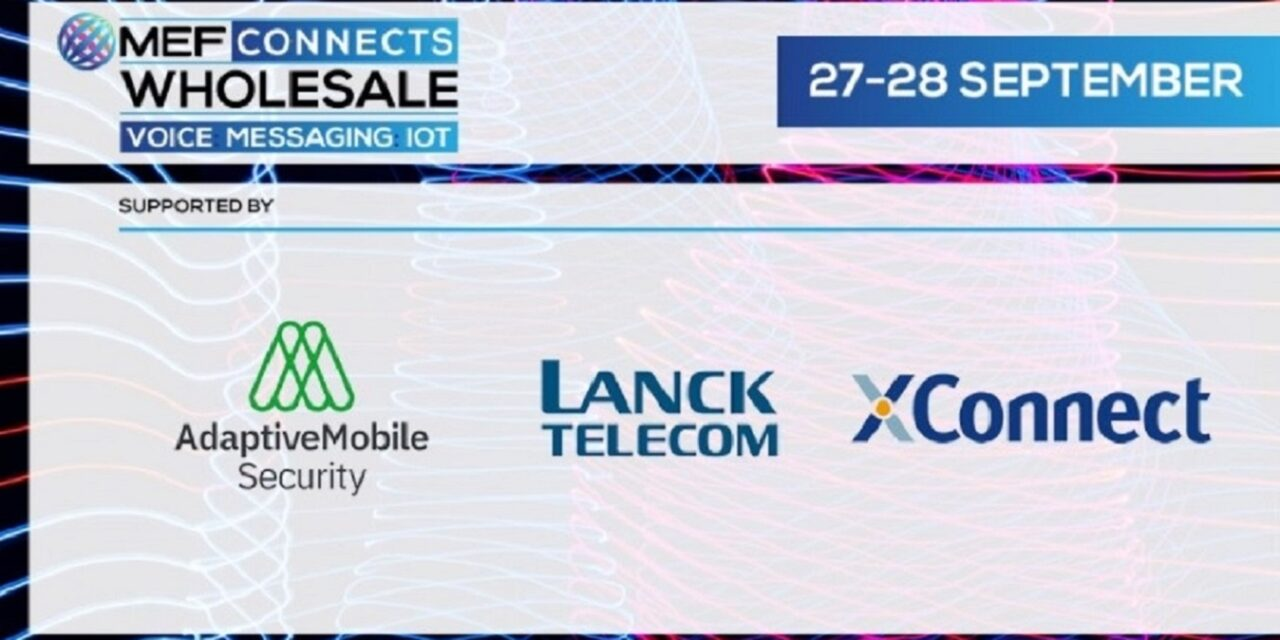 The Mobile Ecosystem Forum will be hosting MEF CONNECTS WHOLESALE on 27th and 28th September 2021.