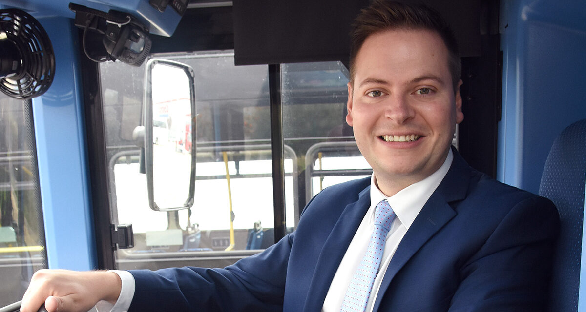 Major fares discounts continue and no evidence of safety risks found as bus boss encourages people to get back on board public transport