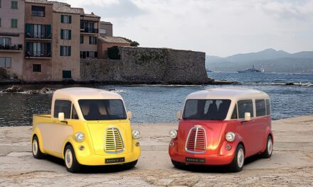 Iconic, Classic and Electric Morris JE to make Public Debut at Fully Charged Live