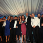 Mobile Mini wins North East Business Award for COVID-19 Response