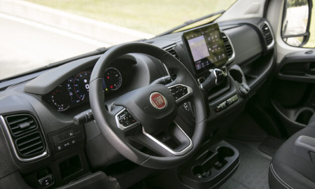 New Ducato first light commercial vehicle to have level 2 autonomous driving