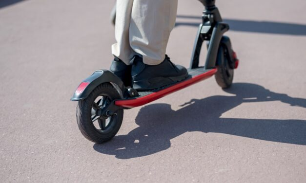 New crash statistics reveal e-scooter casualties for the first time