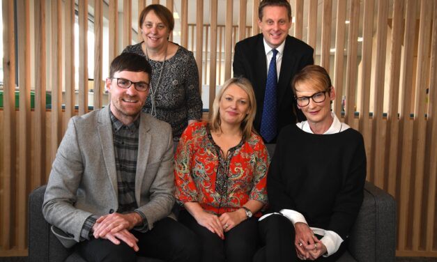 North-East housing association wins national 'Employer of the Year' title