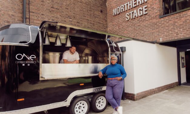 Partnership with former House of Tides and Longsands Fish Kitchen chef is a recipe for success for new Northern Stage Cafe Bar