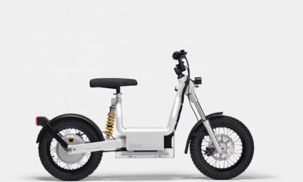 Polestar reveals limited edition electric bike in collaboration with CAKE