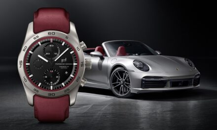 Porsche Design confirmed for Salon Privé TIME as watches and cars come together