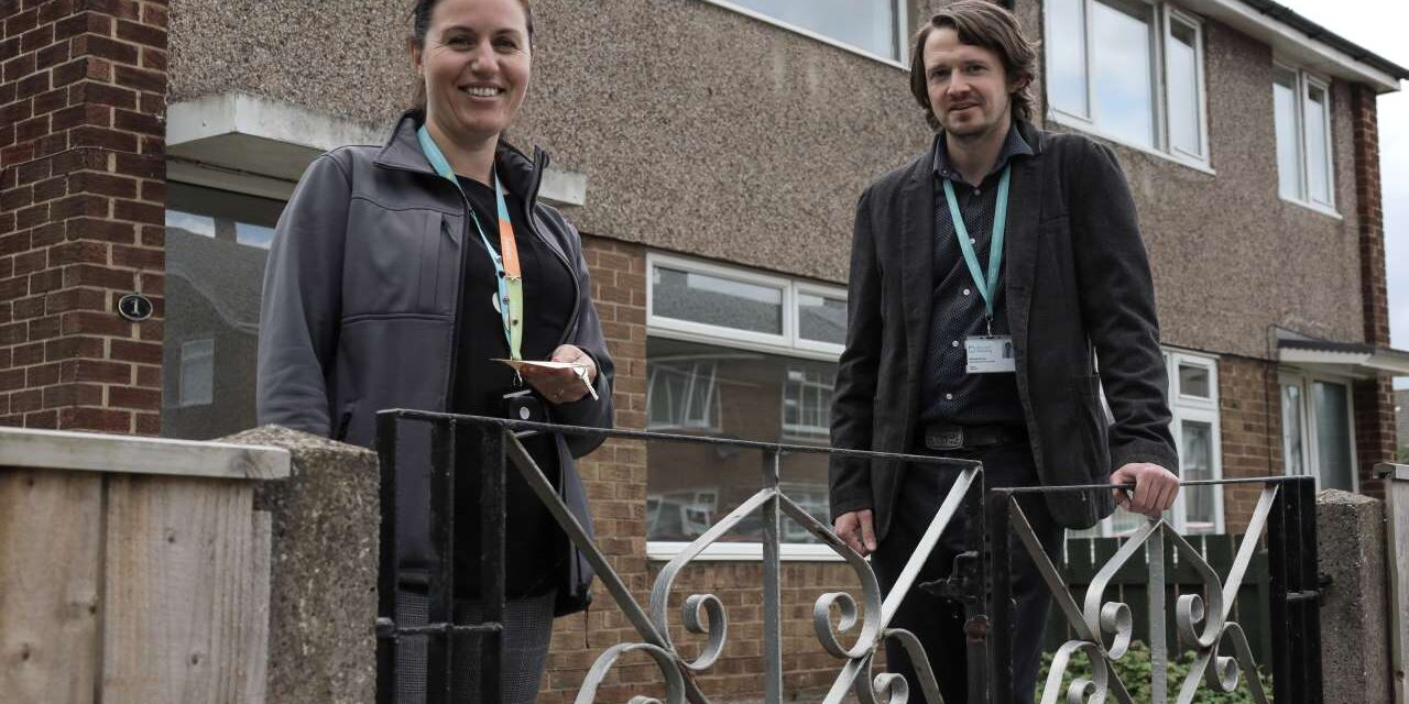 Beyond Housing and Redcar & Cleveland Council unite to help house rough sleepers
